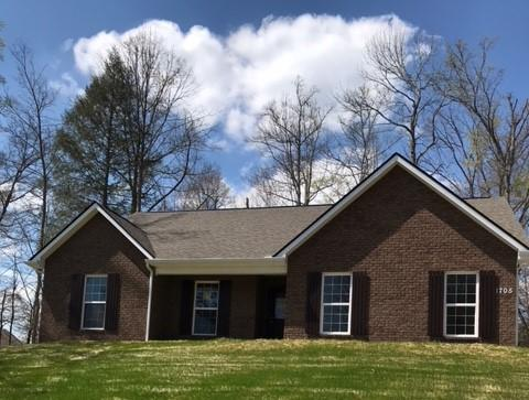 1705 Griffitts Mill Circle, Maryville, TN 37803 (#1028303) :: Billy Houston Group