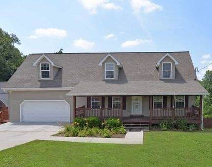 3120 George Light Rd, Knoxville, TN 37931 (#1104706) :: Billy Houston Group