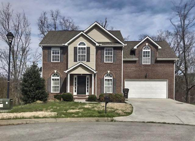 7459 Sparkle Lane, Knoxville, TN 37931 (#1111576) :: Catrina Foster Group