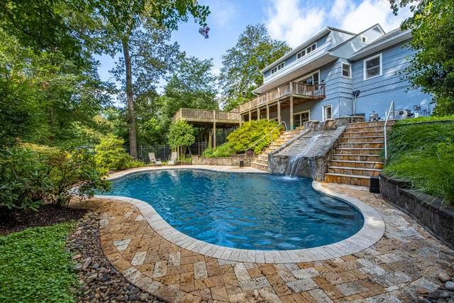 500 Cherokee Blvd, Knoxville, TN 37919 (#1125440) :: Catrina Foster Group
