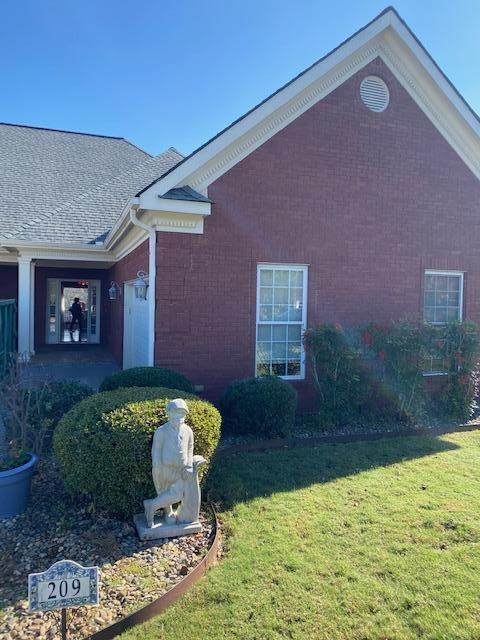 209 Todaly Circle, Loudon, TN 37774 (#1135695) :: Realty Executives