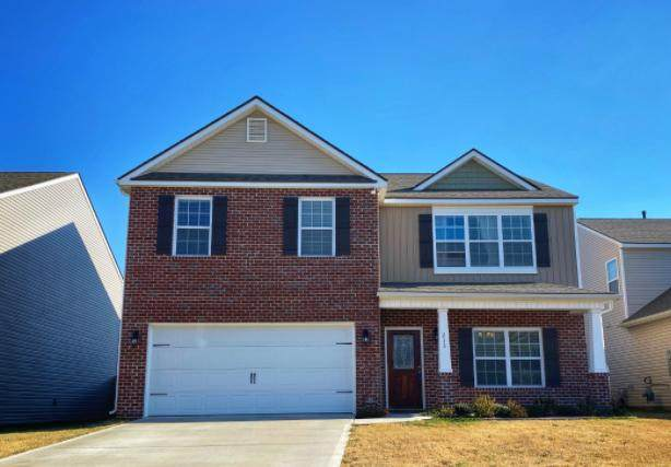 213 Mike White Lane, Friendsville, TN 37737 (#1137280) :: Tennessee Elite Realty