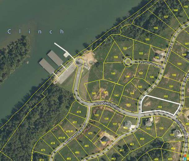 604 Broadberry Ave Lot 193, Oak Ridge, TN 37830 (#1147234) :: Adam Wilson Realty
