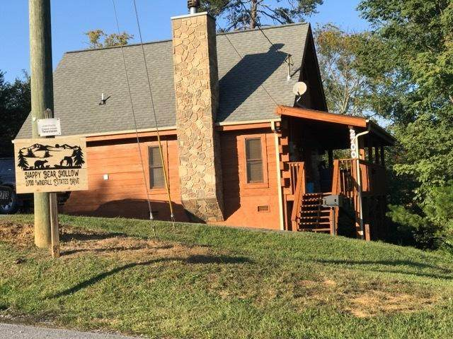 2700 Windfall Estate Drive, Sevierville, TN 37876 (#1149071) :: Billy Houston Group