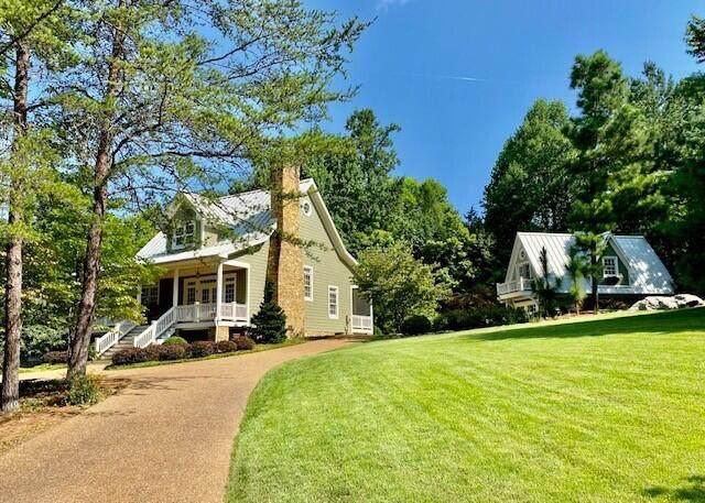 210 Lost Village Lane, Vonore, TN 37885 (#1162910) :: Billy Houston Group
