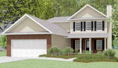 7406 Rose Water Lane, Knoxville, TN 37924 (#1165057) :: Catrina Foster Group