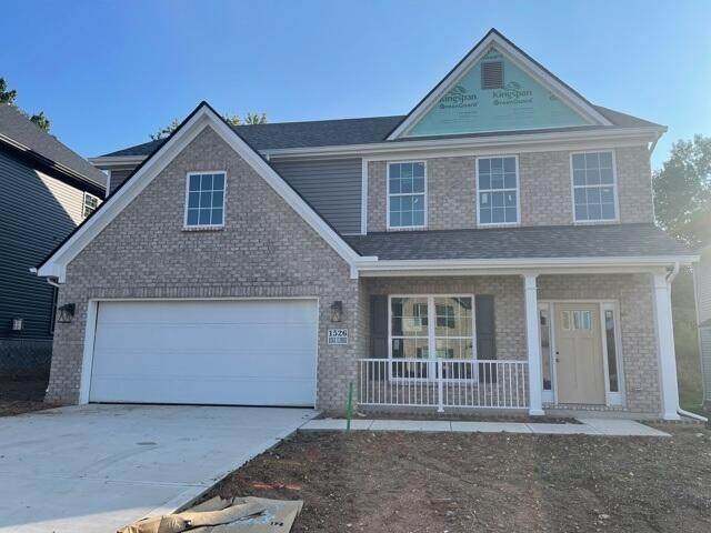 1526 Ridge Climber Rd, Knoxville, TN 37922 (#1166644) :: Shannon Foster Boline Group