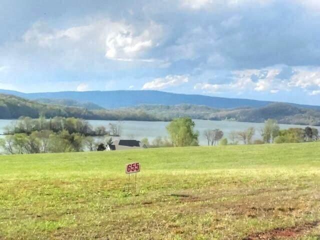 Lot 655 Majestic View Drive, Rockwood, TN 37854 (MLS #1168279) :: Austin Sizemore Team