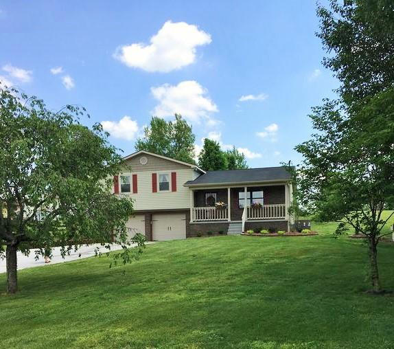 724 Stowers Drive, Corryton, TN 37721 (#1044856) :: SMOKY's Real Estate LLC