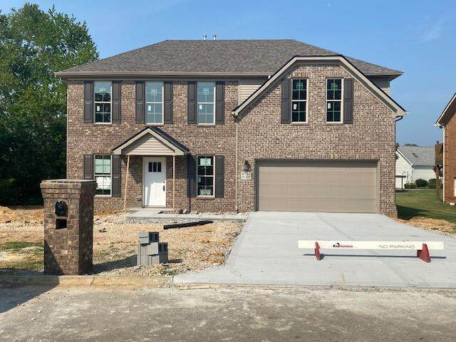 4736 Ivy Rose Drive, Knoxville, TN 37918 (#1140771) :: JET Real Estate