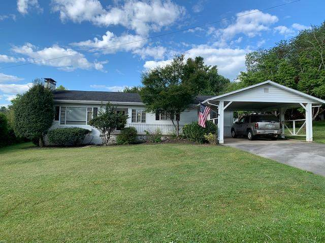 405 Cardinal St, Maryville, TN 37803 (#1152831) :: Tennessee Elite Realty