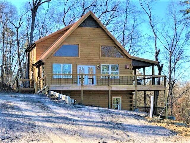 124 Monte Vista Drive, Sevierville, TN 37876 (#1130973) :: Realty Executives Associates
