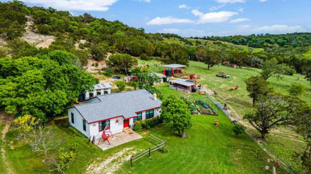 205 Silver Hills Rd, Kerrville, TX 78028 (MLS #103835) :: The Glover Homes & Land Group
