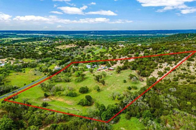205 Silver Hills Rd, Kerrville, TX 78028 (MLS #103836) :: The Glover Homes & Land Group