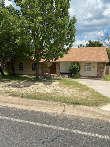 106 Ranchero Rd, Kerrville, TX 78028 (MLS #104354) :: The Glover Homes & Land Group