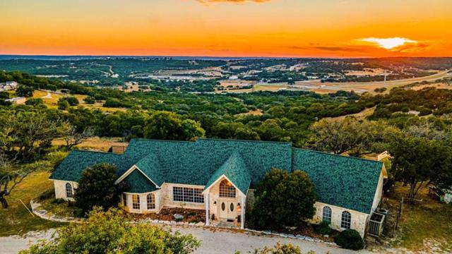 105 Saddle Mountain Trail, Kerrville, TX 78028 (MLS #104879) :: The Glover Homes & Land Group