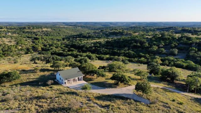 220 Coyote Cave, Hunt, TX 78024 (MLS #105009) :: The Glover Homes & Land Group