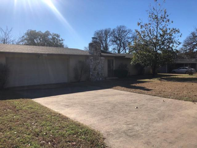 605 Cardinal Dr, Kerrville, TX 78028 (MLS #105031) :: The Glover Homes & Land Group