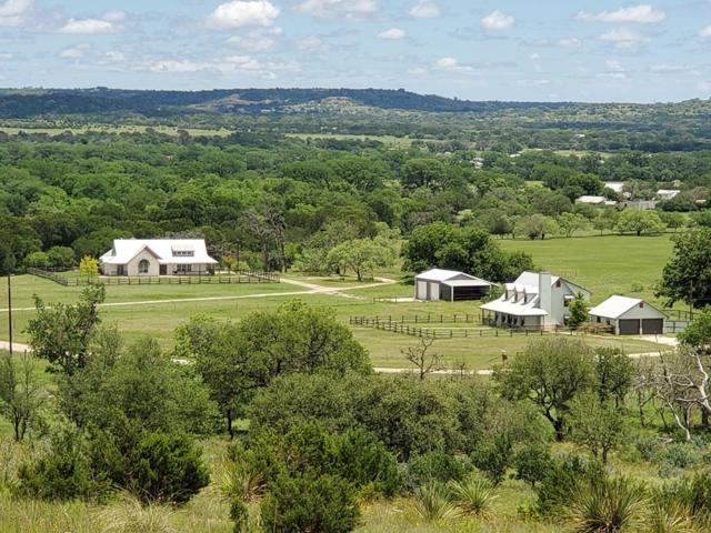 900 Pass Creek Rd E, Kerrville, TX 78028 (MLS #103242) :: The Glover Homes & Land Group