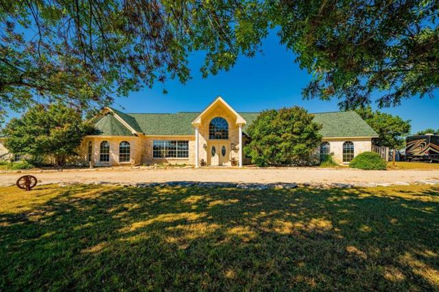 105 Saddle Mountain Trail, Kerrville, TX 78028 (MLS #104836) :: The Glover Homes & Land Group