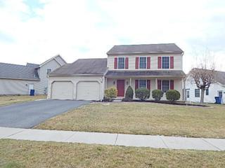 344 Fencepost Lane, Palmyra, PA 17078 (MLS #260594) :: The Craig Hartranft Team, Berkshire Hathaway Homesale Realty