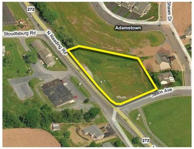 6 Jason Avenue, Adamstown, PA 17517 (MLS #223020) :: The Craig Hartranft Team, Berkshire Hathaway Homesale Realty