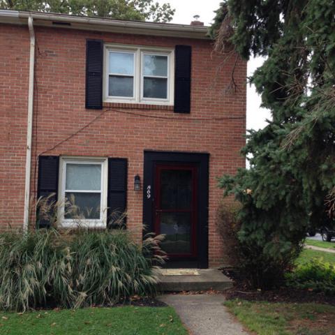 869 Fountain Avenue, Lancaster, PA 17601 (MLS #237886) :: The Craig Hartranft Team, Berkshire Hathaway Homesale Realty