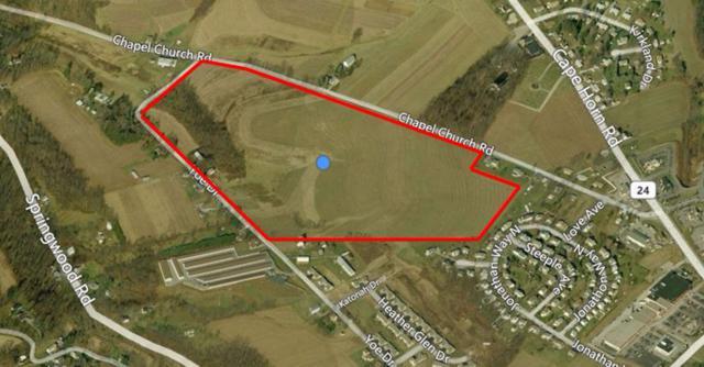 55 Yoe Drive, Red Lion, PA 17356 (MLS #250420) :: The Craig Hartranft Team, Berkshire Hathaway Homesale Realty