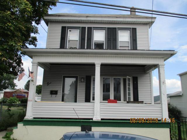 211 East Street, Williamstown, PA 17098 (MLS #254963) :: The Craig Hartranft Team, Berkshire Hathaway Homesale Realty