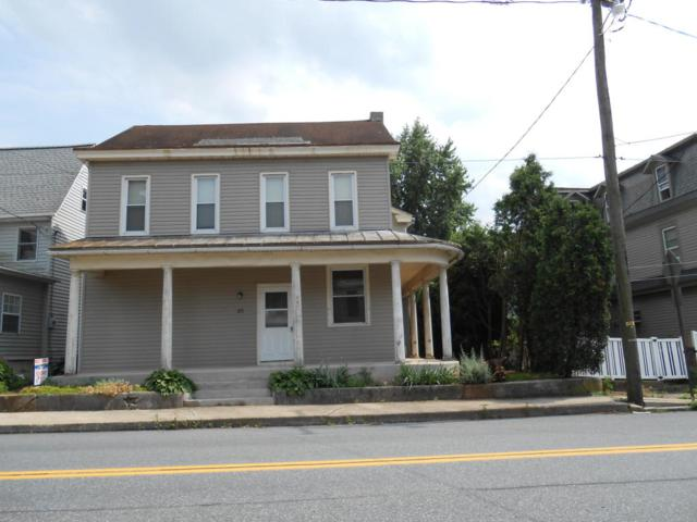 21 & 23 W Main Street, Reinholds, PA 17522 (MLS #259620) :: The Craig Hartranft Team, Berkshire Hathaway Homesale Realty