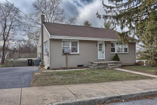121 Spruce Street, Ephrata, PA 17522 (MLS #261427) :: The Craig Hartranft Team, Berkshire Hathaway Homesale Realty