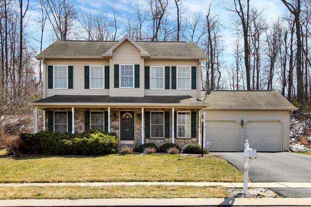 35 Pin Oak Lane, Etters, PA 17319 (MLS #262339) :: The Craig Hartranft Team, Berkshire Hathaway Homesale Realty