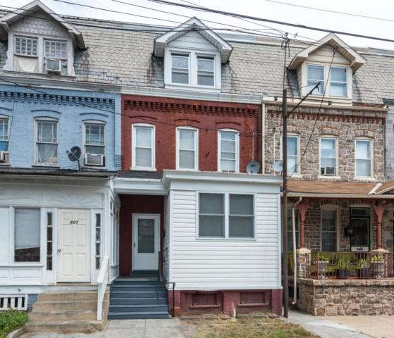 805 Columbia Avenue, Lancaster, PA 17603 (MLS #263111) :: The Craig Hartranft Team, Berkshire Hathaway Homesale Realty