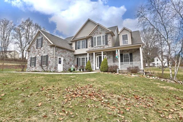 106 Link Road, Fleetwood, PA 19522 (MLS #263160) :: The Craig Hartranft Team, Berkshire Hathaway Homesale Realty