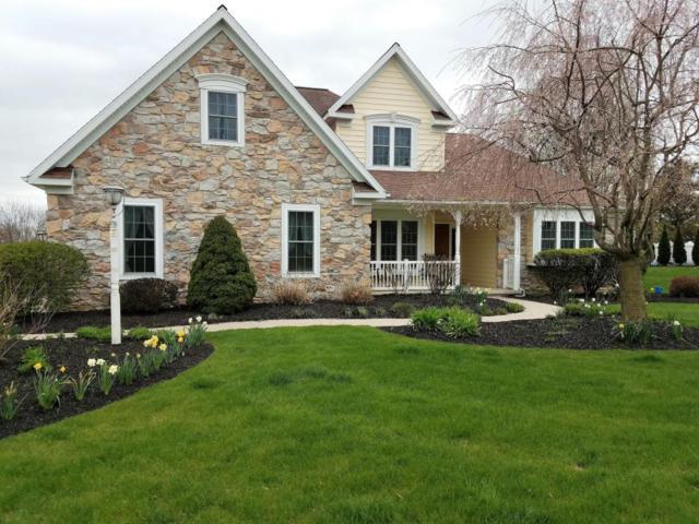 855 Hidden Hollow Drive, Gap, PA 17527 (MLS #263720) :: The Craig Hartranft Team, Berkshire Hathaway Homesale Realty