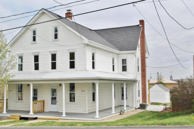 2463 S Queen Street, York, PA 17402 (MLS #263739) :: The Craig Hartranft Team, Berkshire Hathaway Homesale Realty