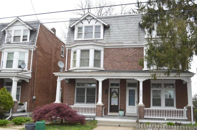 437 S West End Avenue, Lancaster, PA 17603 (MLS #263776) :: The Craig Hartranft Team, Berkshire Hathaway Homesale Realty