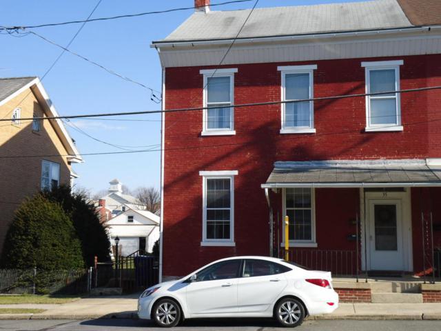 35 N 2ND Street, Womelsdorf, PA 19567 (MLS #264537) :: The Craig Hartranft Team, Berkshire Hathaway Homesale Realty
