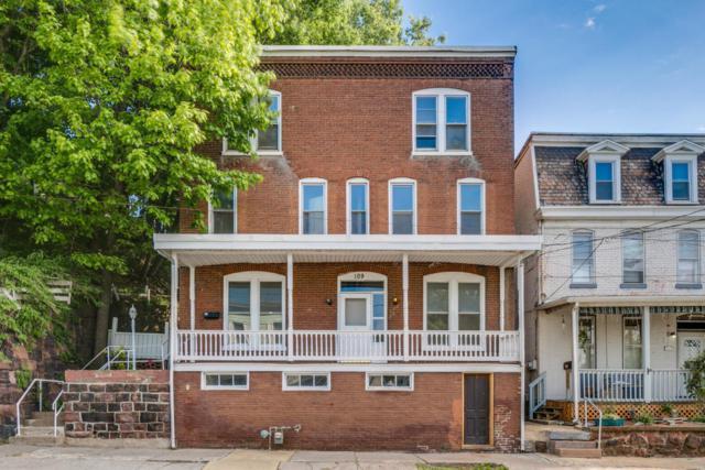 109 N 2ND Street, Steelton, PA 17113 (MLS #264649) :: The Craig Hartranft Team, Berkshire Hathaway Homesale Realty
