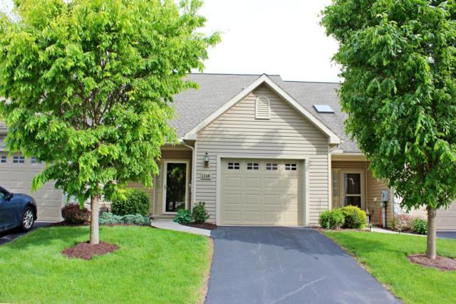 1338 Fieldstone Drive, Mount Joy, PA 17552 (MLS #264714) :: The Craig Hartranft Team, Berkshire Hathaway Homesale Realty