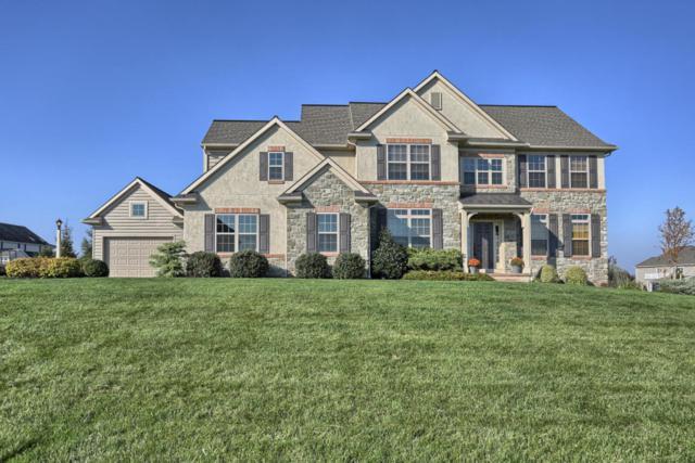 56 Wheatland Circle, Lebanon, PA 17042 (MLS #264736) :: The Craig Hartranft Team, Berkshire Hathaway Homesale Realty