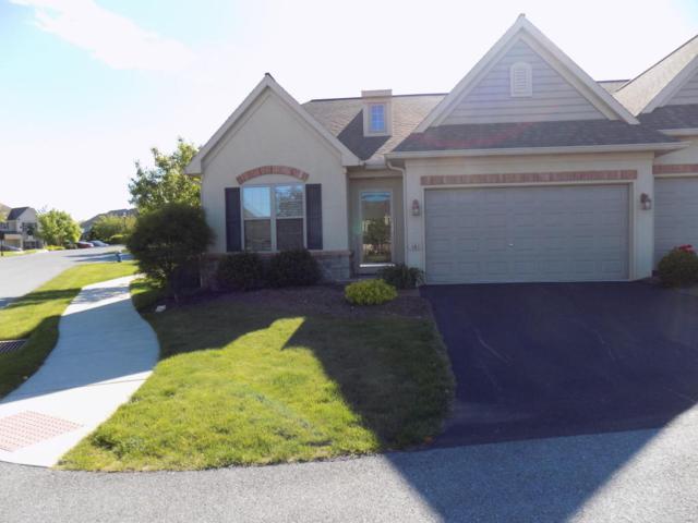 161 Fieldcrest Lane, Ephrata, PA 17522 (MLS #265097) :: The Craig Hartranft Team, Berkshire Hathaway Homesale Realty