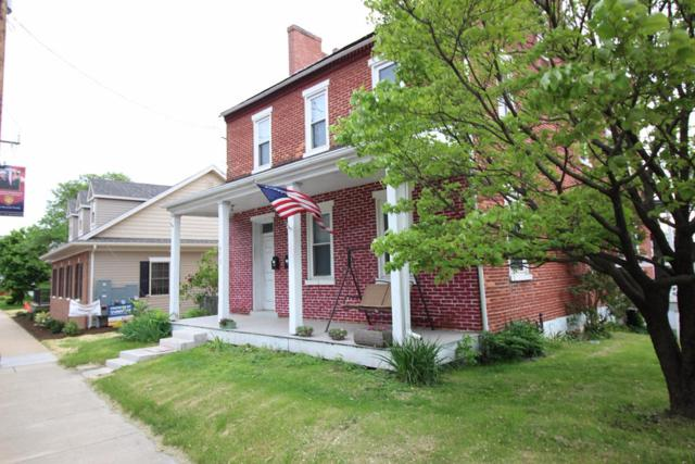 402 E Main Street, New Holland, PA 17557 (MLS #265320) :: The Craig Hartranft Team, Berkshire Hathaway Homesale Realty
