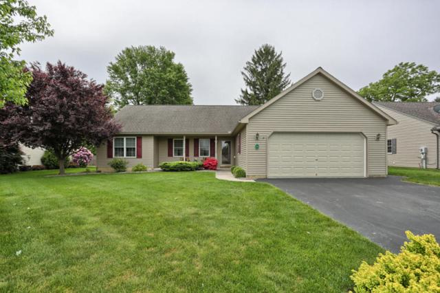 135 Arbor Drive, Myerstown, PA 17067 (MLS #265493) :: The Craig Hartranft Team, Berkshire Hathaway Homesale Realty