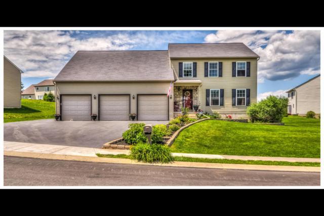 105 Bryn Way, Mount Wolf, PA 17347 (MLS #265901) :: The Craig Hartranft Team, Berkshire Hathaway Homesale Realty