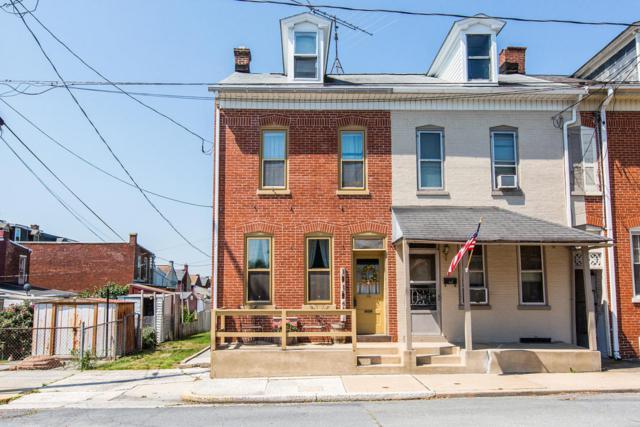 116 N 8TH Street, Columbia, PA 17512 (MLS #266299) :: The Craig Hartranft Team, Berkshire Hathaway Homesale Realty