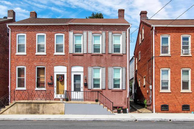 156 S Eighth Street, Columbia, PA 17512 (MLS #266422) :: The Craig Hartranft Team, Berkshire Hathaway Homesale Realty