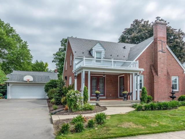 335 S Oak Street, Ephrata, PA 17522 (MLS #266479) :: The Craig Hartranft Team, Berkshire Hathaway Homesale Realty