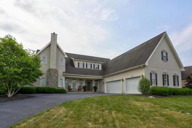 707 Goose Neck Drive, Lititz, PA 17543 (MLS #266528) :: The Craig Hartranft Team, Berkshire Hathaway Homesale Realty