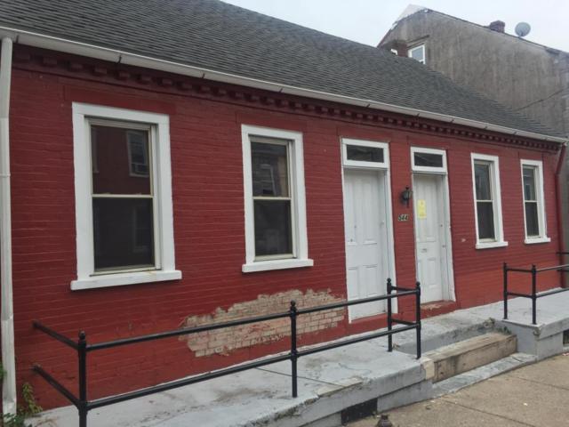 542-544 St Joseph Street, Lancaster, PA 17603 (MLS #266553) :: The Craig Hartranft Team, Berkshire Hathaway Homesale Realty